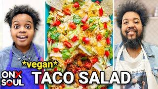 BEST TACO SALAD | Feeding The Soul Episode 6