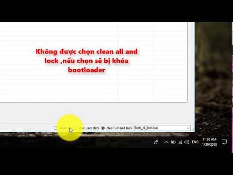 Hướng dẫn up rom fastboot cho Redmi 5 plus - смотреть онлайн