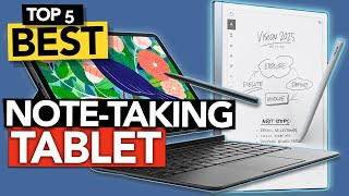✅ TOP 5 Best Note Taking Tablet | Tab s7, Ipad, reMarkable 2020 review