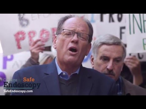 Citizens for Safe Endoscopy Rally for Safe Endoscopy Awareness
