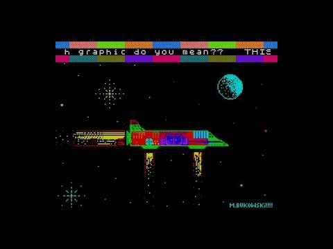 HOOY-PROGRAM - 1998 DEMO 2 (ZX Spectrum)
