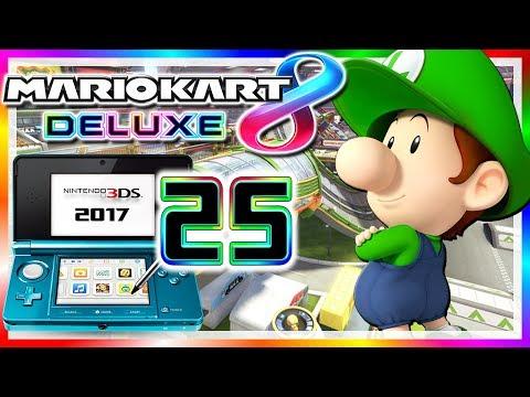 MARIO KART 8 DELUXE # 25 🎈 Die Zukunft des Nintendo 3DS! [HD60] Let's Play Mario Kart 8 Deluxe