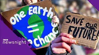 Climate change: the inter-generational challenge - BBC Newsnight