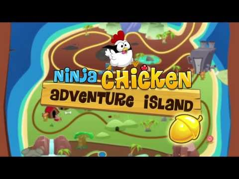 Ninja Chicken Adventure Island Video