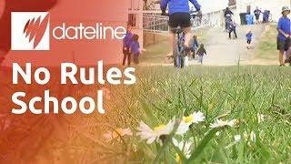 no rules recess