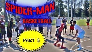 Spiderman Basketball Episode 5