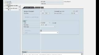 Smartforms Using Barcodes(Smart forms)