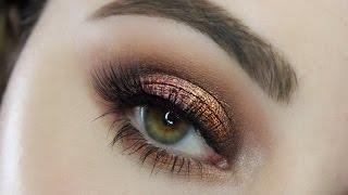 Amber Lights | Mac Eyeshadow Makeup Tutorial
