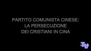 'La persecuzione dei cristiani in Cina' episoode image
