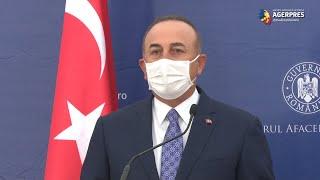 Trilaterală/Ministrul de Externe turc, Mevlut Cavuşoglu: Regiunea Mării Negre este casa noastră comună