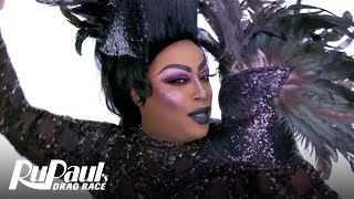 Widow Von'Du's Entrance Look | Makeup Tutorial | RuPaul's Drag Race S12