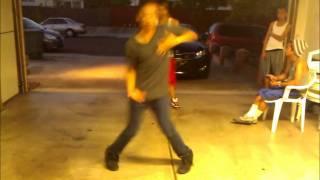 Treading Water-Chris Brown Choreo by Aren