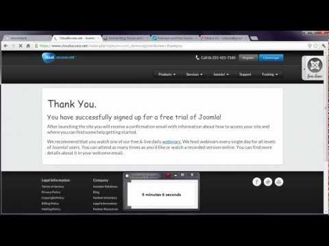 installation de joomla avec xampp gratuitement