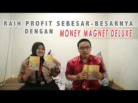 Raih Profit Sebesar-Besarnya Dengan Money Magnet Deluxe