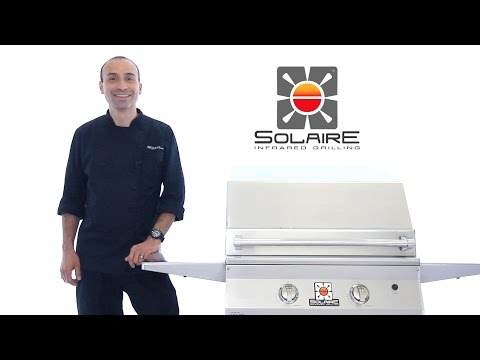 Solaire Infrared Gas Grill Review & Grilling Test