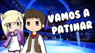VAMOS A UNA PISTA DE PATINAJE   Roblox Skating Rink en español