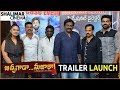 Bichagada Mazaka Movie Trailer Launch by Director VV Vinayak