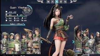 DYNASTY WARRIORS 9 All Characters Selection   Wei, Wu, Shu, Jin & Other ( English Language Voice )   Kholo.pk