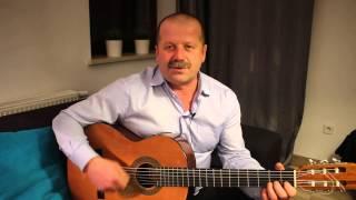 "Video thumbnail of ""Fela Ci da- cover Felicita, wersja na gitarze po polsku"""