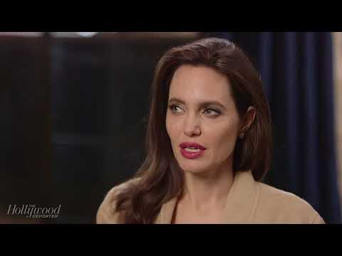Angelina Jolie: Life is Short.