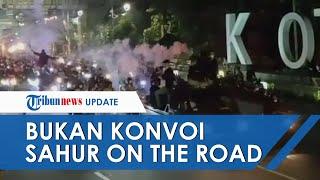 Viral Video Puluhan Motor Konvoi di Bekasi, Polisi Tegaskan Diduga Sahur On The Road