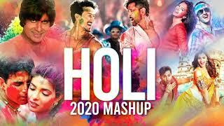 Happy Holi Holi Mashup 2020 Holi Special Songs Indian Mashup