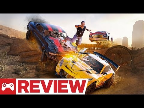 FlatOut 4: Total Insanity Review