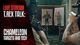 TREX TALK: Cibles caméléon et technologie