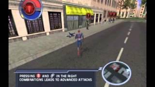 Spider-Man 2 (GameCube) - Gameplay