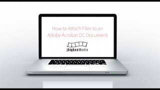 How to Attach Any File to an Adobe Acrobat DC Document