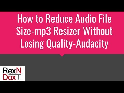 Belilah Lagu How to reduce audio file size download lagu mp3 Download Mp3 From Youtube Without Losing Quality