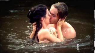 Marie et François au lac