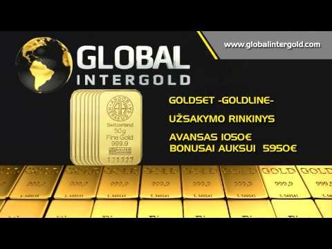 Auksinis verslas
