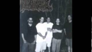 Abominance-Blasphemous Rebirth