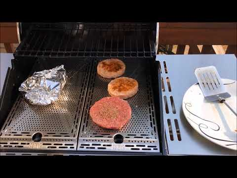 The Nexgrill Infrared two Burner Updated.