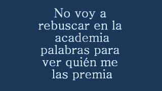 Te quiero - Ricardo Arjona (con letra)