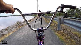 AWESOME 5 MILE BMX RIDE!