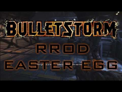 Bulletstorm Has A Red Ring Of Death (Joke)