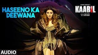 Haseeno Ka Deewana Audio Song | Kaabil | Hrithik Roshan