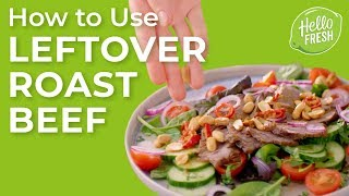 How To Use Leftover Roast Beef | Make It Right