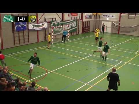 Kwartfinale Protos Weering 2016/2017