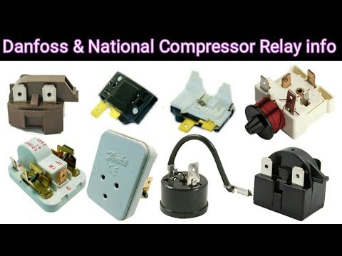 Refrigeration Relays at Best Price in India