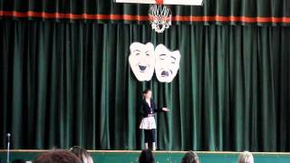 Maddy Declamation Contest