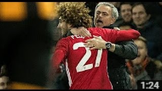 MANCHESTER UNITED VS HULL CITY 20 Fellaini GOAL1012017 HD