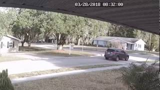 Lockhart area attempted kidnapping suspect on video