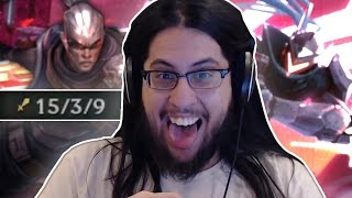 Imaqtpie - LUCIAN IS FINALLY META AGAIN! ADC PLAYERS REJOICE