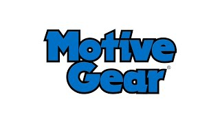 Motive Gear product guide