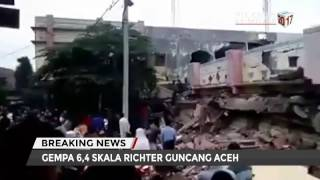 Kronologi Gempa Bumi Di Pidie Jaya Aceh