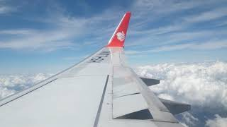 preview picture of video 'Thai Lion Air Landing @ Trang Airport (Timelapse)'