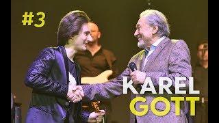 Karel Gott - MEGAKONCERT - Backstage Vlog #3 (zákulisie)